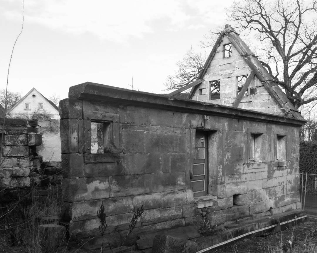 Sanierung und Neugestaltung Wohnhaus